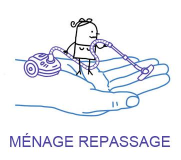 MENAGE / REPASSAGE